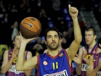 "Баскетболист ""Барселоны"" побил рекорд Евролиги"