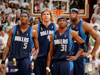 В чемпионате НБА может победить «Даллас»