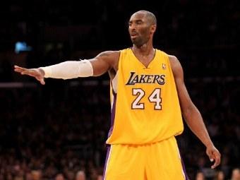 Коби Брайант набрал 48 очков в матче НБА
