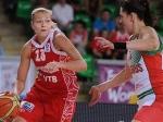 Поражение российской сборной по баскетболу