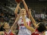 Женская сборная России по баскетболу поедет на Олимпиаду-2012