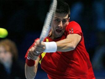 Новак Джокович стал финалистом турнира в Монреале