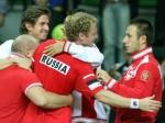 Сборная России осталась в Мировой группе Кубка Дэвиса