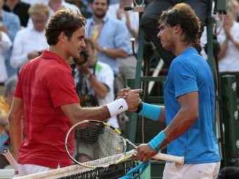 Надаль и Федерер попали в одну группу на итоговом турнире