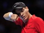 Бердых не пустил Джоковича в полуфинал итогового турнира ATP
