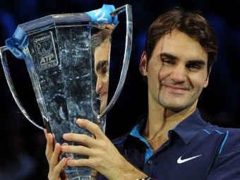 Роджер Федерер выиграл итоговый турнир ATP