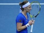 Светлана Кузнецова вышла в полуфинал первого турнира года
