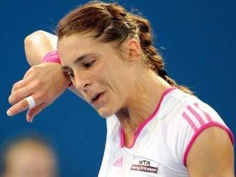 Андреа Петкович отказалась от участия в Australian Open