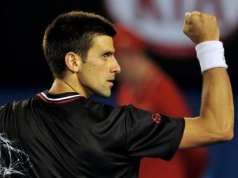 Новак Джокович выиграл Australian Open