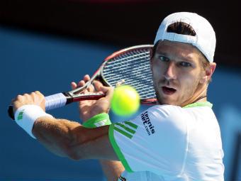 Австрийский теннисист поднялся на 19 мест в рейтинге