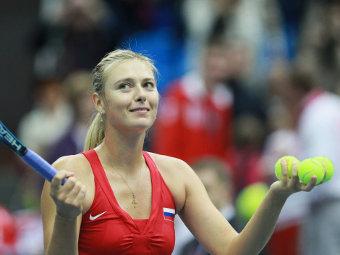 Шарапова встретится с Азаренко в финале турнира в США