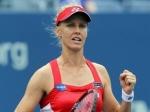 Елена Дементьева сыграет в теннис с мужчиной