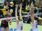Начался этап тренировок женской сборной России по волейболу
