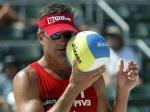Завершился московский турнир по пляжному волейболу