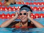 Анастасия Зуева получила серебро на 100-метровке на спине