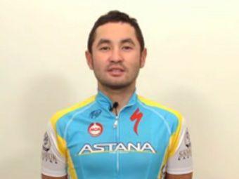 Казахский велогонщик арестован за превышение скорости в пьяном виде