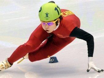 Ван Мэн ранена в массовой драке членов сборной Китая по шорт-треку