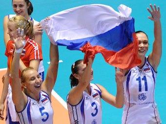 Начинается розыгрыш женского волейбольного гран-при