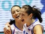 Российская женская сборная по волейболу обыграла команду Германии