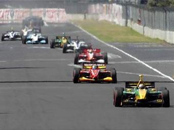 «Формула-1» будет проводиться в Мексике
