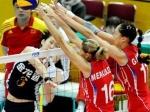 Женская волейбольная сборная России проиграла Корее и Японии