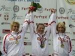 Россиянки стали первыми на чемпионате по стендовой стрельбе