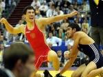 Виктор Лебедев стал двукратным чемпионом мира по борьбе