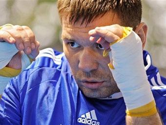 Руслан Чагаев назвал дату возвращения на ринг
