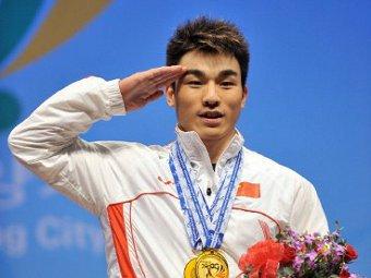 Чемпион Олимпийских игр в Пекине дисквалифицирован за допинг