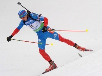 Антон Шипулин пропустит спринт на этапе Кубка мира