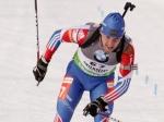 Российский биатлонист выиграл гонку на этапе Кубка мира