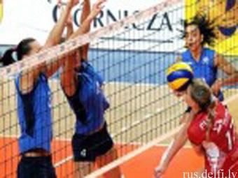 В ходе чемпионата России по волейболу появился чемпион
