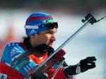 Россияне остались без медалей в спринте на ЧМ-2012 по биатлону