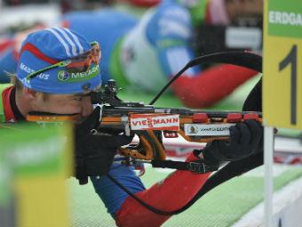 Кубок мира по биатлону завершился для россиян бронзой
