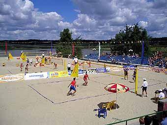 Пляжный волейбол как вид спорта