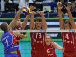 Мужская сборная России по волейболу досрочно вышла в финал