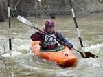 На Калужке прошел турнир по водному туристскому многоборью