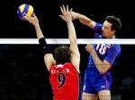 Российская сборная по волейболу уверенно продвигается к финалу