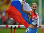Российская сборная по легкой атлетике победила  в общекомандном зачете на чемпионате мира