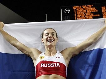 Елену Исинбаеву могут исключить из послов Олимпиады за отсутствие толерантности