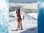 В Ливане проводится расследование по факту публикации фотографий местной горнолыжницы