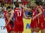 Российская волейбольная сборная в полуфинале Евролиги