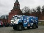 В Москве стартует ралли-рейд «Шелковый путь»