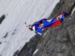 Валерий Розов совершил прыжок с Монблана