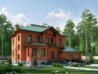 Строительство дома из кирпича: надежность на долгие годы