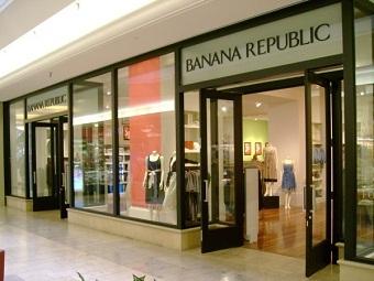 В Москве появится магазин марки Banana Republic