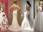 Стили свадебных платьев: как выбрать под свой тип фигуры