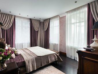 Что такое шторы для спального интерьера
