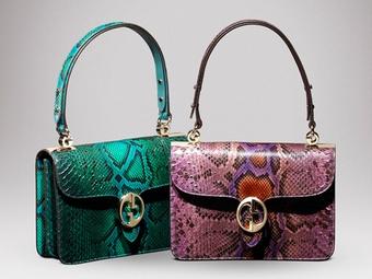 Новая коллекция аксессуаров Gucci