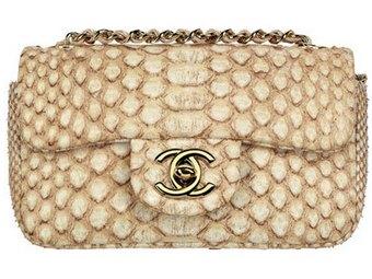 Новая коллекция аксессуаров Chanel